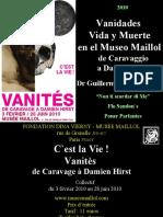 Vanidades ,Vida y Muerte en el Museo Maillol