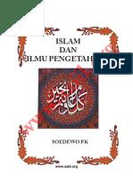 Islam i Lmu Pen Get a Huan Islam Sciences
