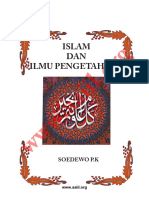 Islam i Lmu Pen Get a Huan Islam Sciences