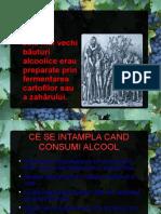 Efectele AlcooluluiI.