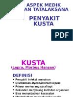 9671579-KUSTA-Aspek-Medis-Dan-Tatalaksana-dr-m-hariadi-jlmenganti-456-gresik.ppt