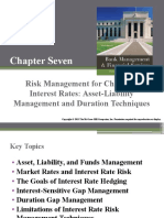 Assets and Liabilities Management