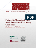 Futuristic Organization of Arab Petroleum Exporting Countries- Eradication of Oil Resources.pdf