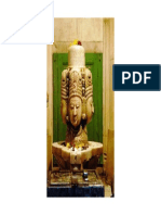 Lord Siva With Four Faces