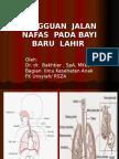 Gangguan Jalan Nafas BBL-dokter Bakhtiar
