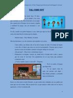 """Cuento """"Tal Como Soy"""" en pdf"""
