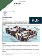 Bogie Parts & Description