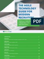 RecruitLoop Agile Technology Guide