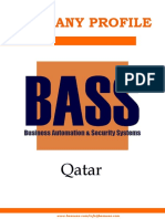 BASS Qatar Profile June 2015