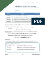 Integrated Algebra - Chapter 5