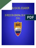 Vigilancia Avsec Ecuador