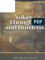 Yokes Thoughts and Burdens - Charles