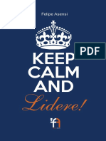 Keep Calm and Lidere