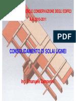 Consolidamento - Rinforzo Di Solai