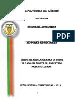 Informe Final Mezclador