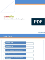 Talentpool _Recuitment Solution