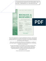 The effect of waste paper on the kinetics of biogas production
