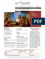 Bulletin - Christmas Season