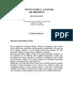 Bresson Artículo II