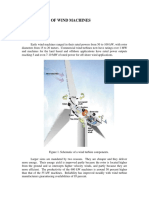 Components of Wind Machines