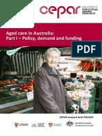 Aged Care in Australia - Part i - Web Version Fin