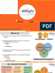 Anlight Consulting Services - Corporate Overview
