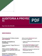 LatinWebinar Auditoria Proyectos TI