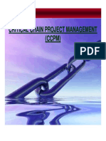 12 Critical Chain Project Management