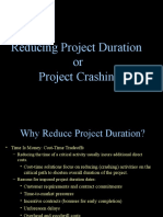 8 Reducing Project Durations