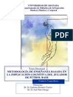 Tesis Doctoral Gestion Deportiva
