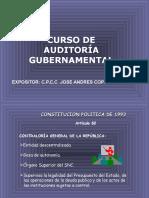 Introducción Al Control Gubernamental (Sesión 1)