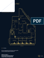 Palace Floor Plan and Capacity Chart