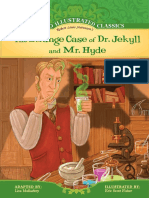Robert Louis Stevenson (Adapted by Lisa Mullarkey)-The Strange Case of Dr. Jekyll and Mr. Hyde-Magic Wagon (a Division of the ABDO Group) (2011)