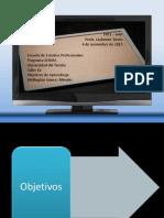 prte640 objetivos de aprendizaje presentacion