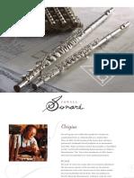 2015 Powell Sonare Brochure