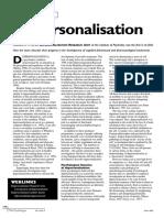 Depersonalization - Depersonalization Research Unit