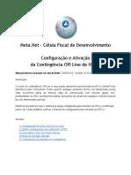 Ativar Contingência Off-Line Para NFC-e