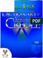 CSA Creole Dictionary