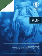 Regolamento Uefa 2016