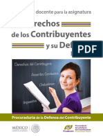 Defensa Del Contribuyente Prodecon