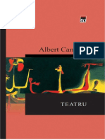 Albert Camus - Teatru [V
