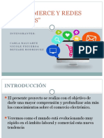 e Commerce y Redes Sociales