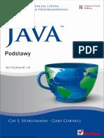 Java podstawy wydanie IX