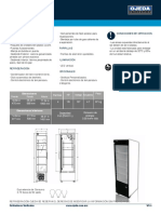 Refrigerador vs 5 Ojeda