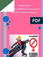 Violencia Contra a Mulher - Domiciliar