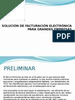 Presentación Factura Electrónica BD