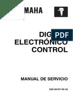 Control Digital Electronico
