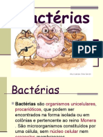 Microbiologia - Bactérias.ppt