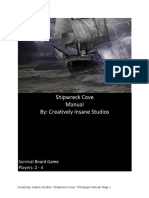 Shipwreck Cove - Prototype
