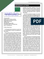 Buck Academic-References 2010